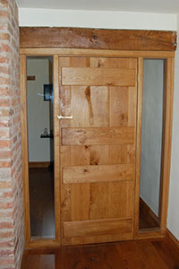 Oak Ledge Oak Doors Oak Ledged Brace Doors